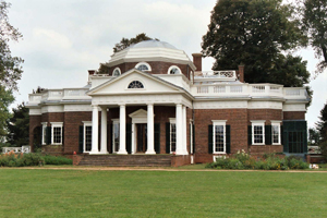 Student trip to Monticello